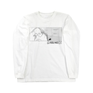 cigarette L/TEE Long sleeve T-shirts
