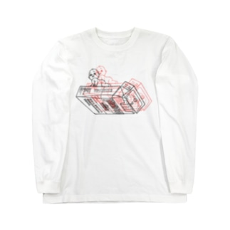 夢遊Ⅱ Long sleeve T-shirts