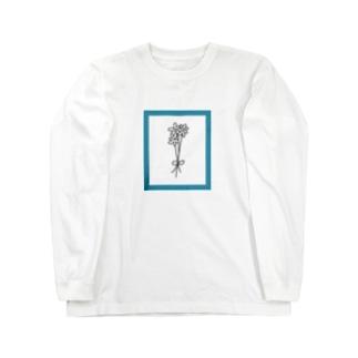 はなたば Long sleeve T-shirts