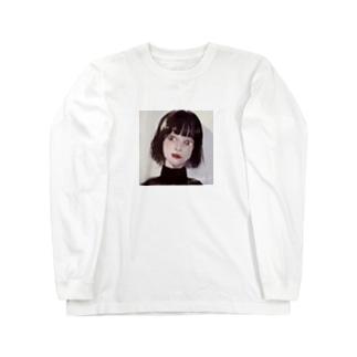 あらかわこのイラストアイテム Long sleeve T-shirts