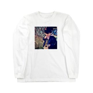 ぼくはゆうしくん Long sleeve T-shirts
