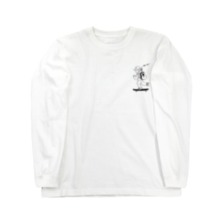 lenonの406presents Long sleeve T-shirts
