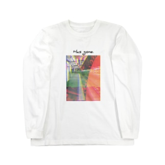 Has gone. Long sleeve T-shirts