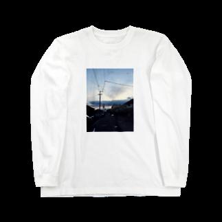 alpha8110の地元 Long sleeve T-shirts