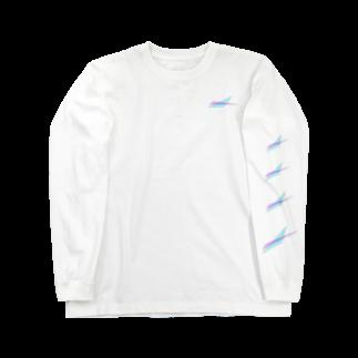 inaka2020のsuisai /// Long sleeve T-shirts