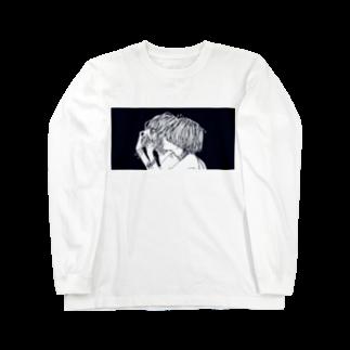 夏目郁の幸福教義. Long sleeve T-shirts