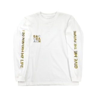 baban オリジナルロンT Long sleeve T-shirts