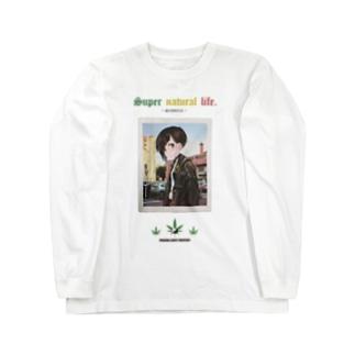 超自然的生活 Long sleeve T-shirts