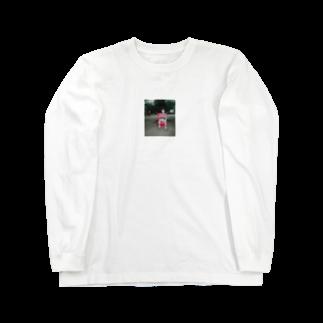 SHOP_KAGENEKOのカゲネコ-幼少- Long sleeve T-shirts