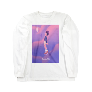 hashi96のフユウちゃん Long sleeve T-shirts