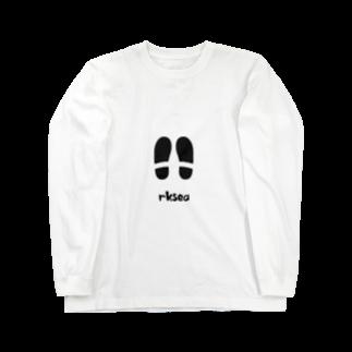 rksea_office_の第一号コレクション Long sleeve T-shirts