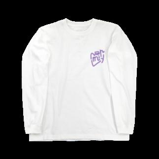 Sugishita moanaのなんみんりー Long sleeve T-shirts