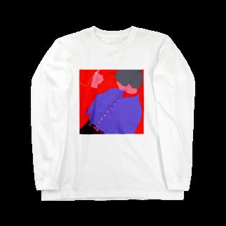 しらほしの繋がり Long sleeve T-shirts