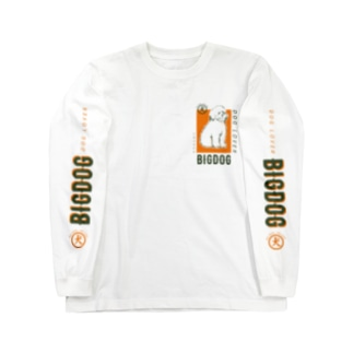BIG DOG Long sleeve T-shirts