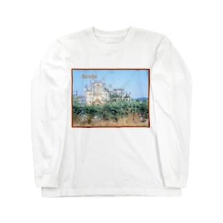ポルトガル:バターリャ修道院 Portugal: Batalha Monastery  Long sleeve T-shirts
