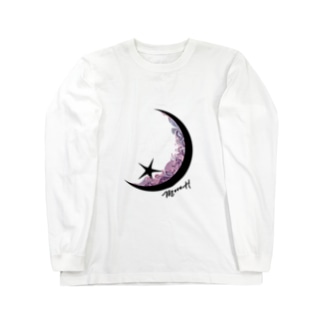 The Moon* Long sleeve T-shirts