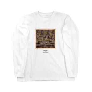"AGO(アゴ)の""Deer Season"" Long sleeve T-shirts"