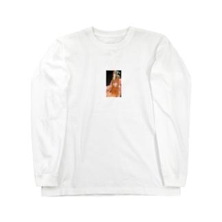 今となっては元カレのライター Long sleeve T-shirts