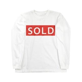 メルカリ風に売り切れました Long sleeve T-shirts