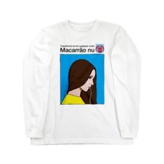 ELASTIC GIRL Long sleeve T-shirts