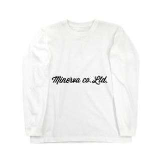 minerva  Parker Long sleeve T-shirts