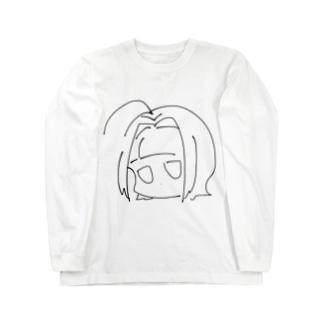 ゾウ山 Long sleeve T-shirts