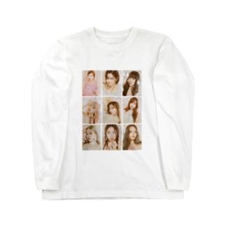 TWICE Long sleeve T-shirts