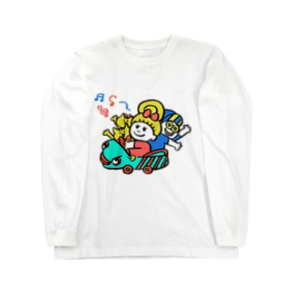 cuicui world Long sleeve T-shirts
