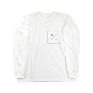 五月十四日 Long sleeve T-shirts