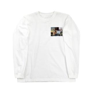古代文明 Long sleeve T-shirts