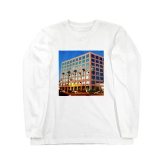 NOHO Long sleeve T-shirts