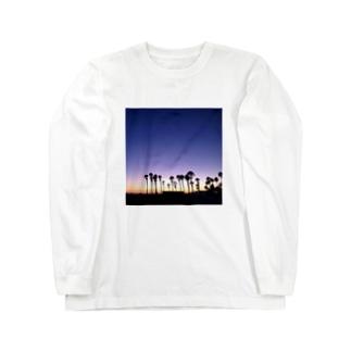 ニューポートビーチ Long sleeve T-shirts