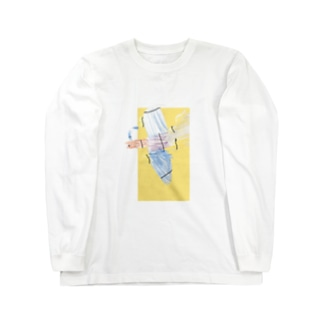 ちっちの鳳凰 Long sleeve T-shirts