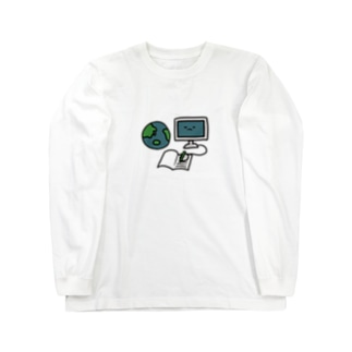 機械学習 Long sleeve T-shirts