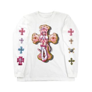 偶像崇拝 Long sleeve T-shirts