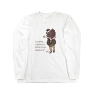 おしゃれボーダー Long sleeve T-shirts