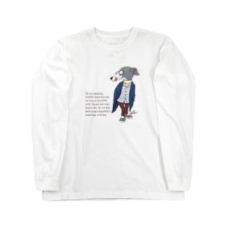 おしゃれイタグレ Long Sleeve T-Shirt