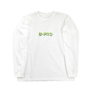 B-PRO Long sleeve T-shirts