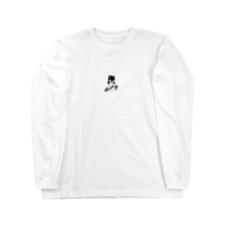 バットガールロングT-シャツ Long sleeve T-shirts