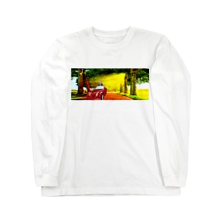 ドナ・ドナ・ドーナー孔子を乗せて2 Long sleeve T-shirts