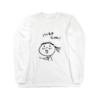 リカリカ-ル Long sleeve T-shirts