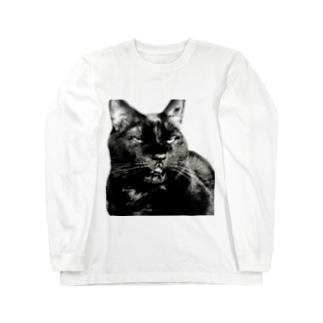 まさかの舞茸 Long sleeve T-shirts
