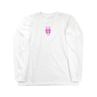 ありいぴょん【ロングTシャツ A】 Long sleeve T-shirts