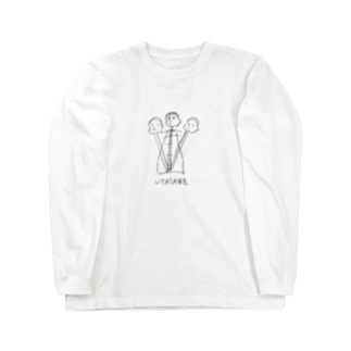 うたた寝 Long sleeve T-shirts