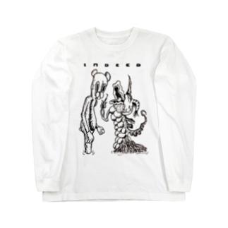 INDEED Long sleeve T-shirts