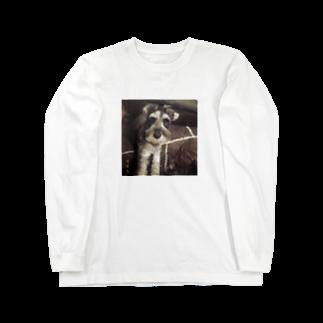 rey_pugのzii Long sleeve T-shirts