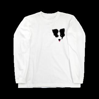 そっくのどんちゃん ぺろっ Long sleeve T-shirts