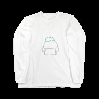 まのきなどん Long sleeve T-shirts