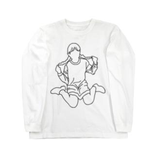 o s a g e Long sleeve T-shirts