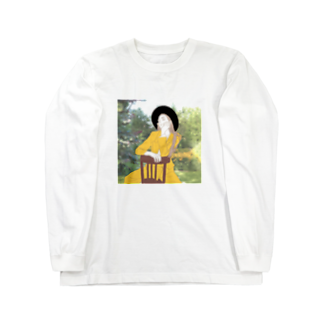 OCHIYASのspring  Long sleeve T-shirts